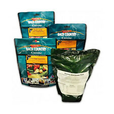 Back Country Cuisine Freeze Dried Food Emergency Ration Pack - CLASSIC
