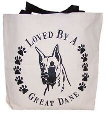 Great Dane Tote Bags New Made In Usa Lot of 10