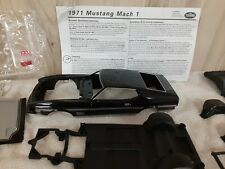 Testors Ultra Detail Platinum Series 1971 Ford Mustang Mach One 1:24 kit# 460037