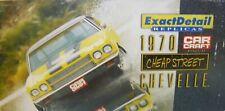 1/18  Exact Detail 1970 Chevelle, Cheap Street