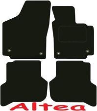 SEAT Altea Deluxe calidad adaptados Tapetes 2008 2009 2010 2011