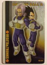 Dragon Ball Z Gumica Silver 54 (2004)