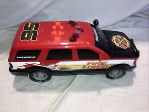 Road Rippers Fire Chief Car 56 Rush And Rescue