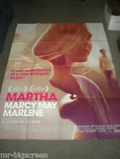 MARTHA MARCY MAY MARLENE - ORIGINAL HUGE FRENCH POSTER - ELIZABETH OLSEN