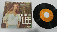 "Christie Lee Entre Dos Liebeskummerpillen 1977 Rca Single 7 "" Vinyl Spanisch"