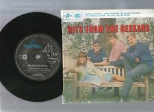 """HITS FROM THE SEEKERS, SOMEDAY ONEDAY, CARNIVAL 7""""x45rpm OZ EP RECORD PIC SLV"""