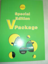 Toyota Corolla Spacio Special edition V Package brochure c1999 Japanese text