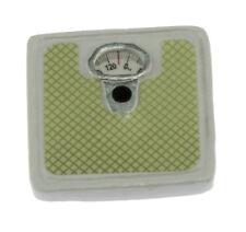 Dollhouse Miniatures 1:12 Scale Bathroom Scale Item #IM65096