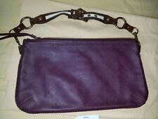 AUTHENTIC LOUIS VUITTON MAHINA LEATHER POCHETTE ONATAH BNWT