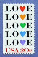 Sc # 2072 ~ 20 cent Love Issue (ca30)