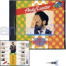 ANDY LUOTTO RARO CD 1989- FRANCESCA ALOTTA SABINA STILO