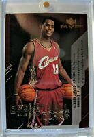 2003 03-04 UPPER DECK MVP BASKETBALL DIARY LeBron James ROOKIE RC #BD13, Insert