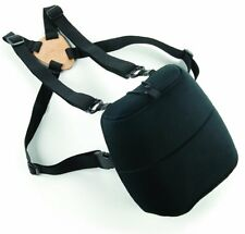 Allen Binocular Strap Harness With Universal Protective Case Pouch Cover Black