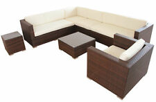 Garten-Tische & Bank-Sets aus Aluminium mit bis zu 8 Sitzplätzen