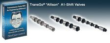 '01-10 ALLISON 1000-2400 A1 SHIFT KIT TRANSGO - GMC Chevy (SK A1-SHIFT VALVES)