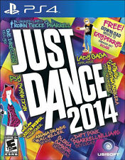 Just Dance 2014 (Sony PlayStation 4, 2013) BRAND NEW + FREE SHIPPING