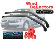 VW GOLF MK5  3D  2004 - 2009 Wind deflectors   HEKO  31151