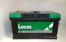 NEW CAR BATTERY FITS BMW 1 Series (E87) 118 Diesel 2005 Onwards