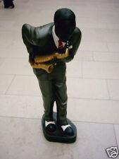 Figurine SAXOPHONISTE - jazzspieler - saxophonspieler höhe80cm