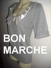 Bon Marche DAVID EMANUEL  jumper top Short sleeve Size 14 NEW RRP £24 Ideal gift
