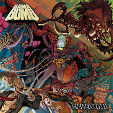 "Gama Bomb ""Citizen Brain"" CD - NEW!"