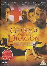 GEORGE AND THE DRAGON - James Purefoy, Patrick Swayze, Piper Perabo (DVD 2010)