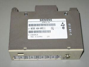 Siemens 6ES5 464-8MC11 Analog Input Module 4Point 10V