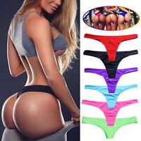Women HOT Brazilian Cheeky Bikini Bottom Thong Swimsuit Swimwear Bathing Bandage
