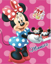 Mini Mouse   Blanket New Official