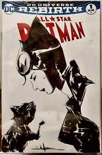 Jae lee Original Catwoman sketch cover art. All Star Batman #1