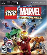 PLAYSTATION 3 PS3 GAME LEGO MARVEL SUPER HEROES BRAND NEW & SEALED