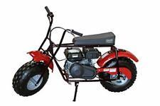 Coleman Powersports CT200U-B Gas Powered Trail Mini-Bike | 196cc/6.5HP | Black