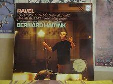 RAVEL DAPHNIS ET CHLOE, BERNARD HAITINK - HOLLAND LP 6500 311