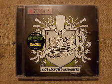 The Automatic ‎– Not Accepted Anywhere   - - CD