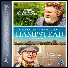HAMPSTEAD -  Diane Keaton & Brendan Gleeson   *BRAND NEW DVD*