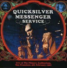Quicksilver Messenger Service - Live: Filmore Auditorium 4th Feb 1967 (2CD) NEW