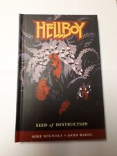 Hellboy - Seed of Destruction by Mike Mignola (2007, Promo)