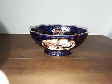 Masons ROYAL MANDALAY Footed fruit Bowl 200 year celebration