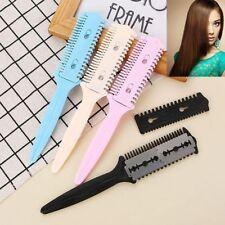 Hair Razor Comb Cutter Cutting Thinning Shaper Haircut Grooming Men-Women/