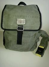 Mens anti theft secure rucksack unisex holiday bag 30 litre capacity SUMMER SALE
