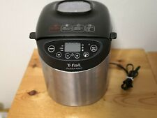 New listing T-Fal ActiBread loaf Gluten Free Bread Maker Machine Stainless Housing Pf311F51