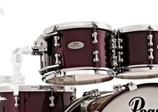 "Pearl Reference Pure 12"" Diameter X 9"" Deep Rack Tom/Black Cherry/# 335/New"