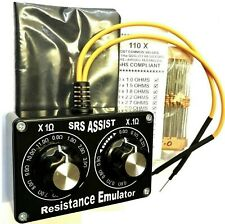 SRS Airbag Resistance Resistors Ohms Substitution Bypass Diagnostic Repair Tool