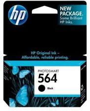 HP 564 CB316WN Original Black Ink Cartridge (Expiration date 2016) (IL/PL2-15...