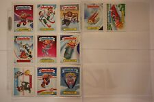 Garbage Pail Kids 2014 Series 1 COMPLETE C-VARIANT Set VERY RARE 11 cards