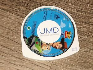 Toy Story Movie UMD Playstation Portable PSP Authentic
