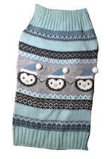 New listing SimplyDog Pet Holiday Apparel Dog Sweater Size Medium