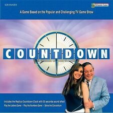 TV Show Board Game - Countdown Count Down With 30 Second Sound Effect