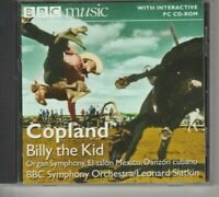 Aaron Copland - BBC Music Magazine - Music CD - Billy the Kid - LIKE NEW - .55
