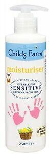 Childs Farm Bébé Hydratant Pamplemousse Thé Arbre 250ml Sensible Peau/Eczema